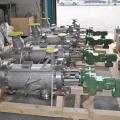 Kantenspaltfilter DELTA-STRAIN 1200-RS-S in Tieftemperaturausführung