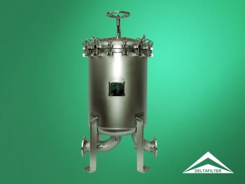 Mehrfachbeutelfilter DELTA-BFS10-6-2-4-304-F