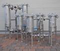 Beutelfilter DELTA-BF als umschaltbare Doppelstationen in DN25 und DN80