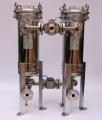 Beutelfilter DELTA-BFS10G-D Doppelstation mit Umschaltung