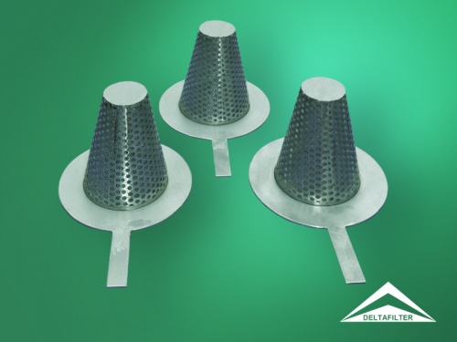 temporary strainers DELTA-HS