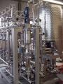 Spaltfilter DELTA-SCF in einer Lebensmittelanlage