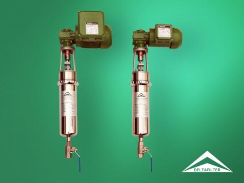 Kantenspaltfilter DELTA-STRAIN 35-D/L