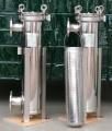 Beutelfilter DELTA-BFS10 DN80 in Spezialausführung