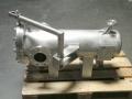 Siebkorbfilter DELTA-SK-1K-503-4-2.5-H in liegender Ausführung